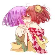 幸せなキスをして
