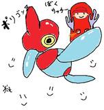 放送外作品No.62 ポケモン×電脳コイル