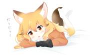 キタキツネちゃん