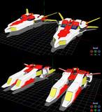 ディーヴァ級宇宙戦艦、進捗