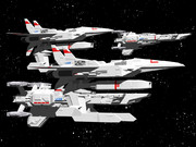 UGSF重戦闘攻撃機