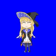 大魔法使いと化したSZ姉貴.bellchansuki