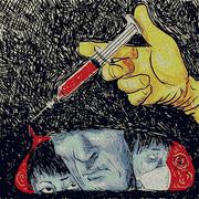 無くならない芸能界の違法薬物