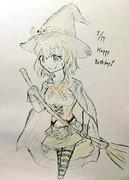 芽衣子さん誕生日おめでとう!