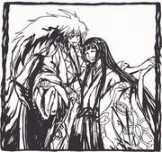 総大将と珱姫