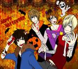 V-Rock Vocal Halloween!!