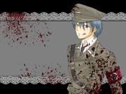 軍装(流血あり)