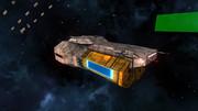 UFCS-05 ヨルムンガンド級  輸送艦