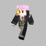 【Minecraft】ルチアーノ ver.HW(Vampiro)