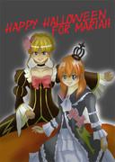 Happy Halloween for Maria!!