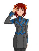 春閣下(国連軍制服)