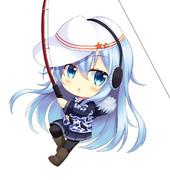 ちびヴェールヌイ 秋刀魚漁