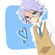 メガネふぶきゅん