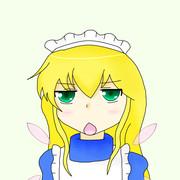 ジトメイド妖精