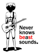 Never knows be(a)st sounds.