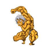 筋肉モリモリマッチョマンの変態