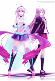 【MMD】Pink and White