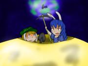 月面掘削兎