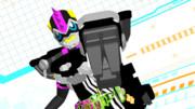 プロトロボットバイクゲーマー