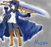 キャプテン・ナギサ