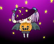 Halloween ザンドリアスちゃん