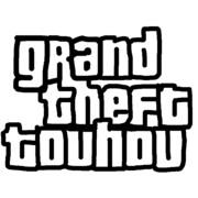 【GTA5】東方プロジェクトMOD ロゴ