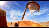 砂漠の砂時計