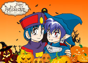 デスとハイエロファント【Happy Halloween】