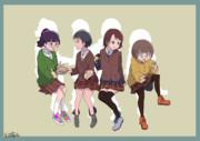 10/22の女子高生ズ