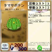 【ハイパークイック】A2-04タマサボテン