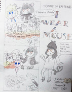 I WEAR A MOUSE.EASTER☆