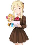 【切り抜き】[慈愛の乙女]クラリス