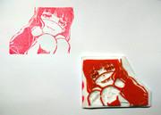 ドS苺香ちゃんハンコ