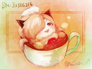 【お茶の儀】アルパカさんver