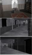 エルヴィンの執務室・調査兵団廊下