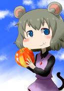 青森のりんごですねぇ!