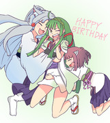 誕生日ずんちゃん