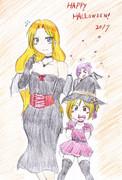 【オリジナル】ハロウィン2017【命一家】