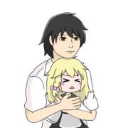サケノミUDKを抱える男