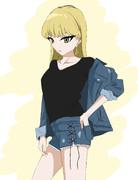 城ヶ崎莉嘉(21)