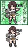 伊勢型航空戦艦2番艦 日向・改