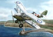 戦間期の名機 ホーカー・ハート軽爆撃機