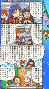 ミリシタ四コマ『PST ~Fairy Taleじゃいられない~』