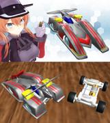 【モデル配布】ベルクマッセ ver1.0【MMD】