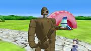ロボット兵落下事件