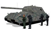 超重戦車 Maus
