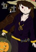to drive away evil spirits-Halloween-