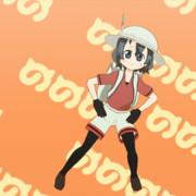 【GIF】かばんちゃんメトロノーム