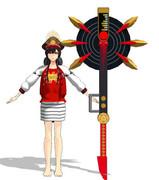 【Fate/MMD】ヘシkill・ハセーベ【モデル配布】