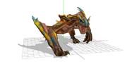MHmodel Tigrex